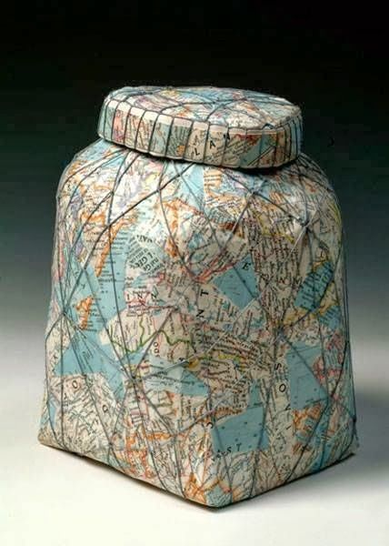 Contemporary Basketry: Paper/Recycled
