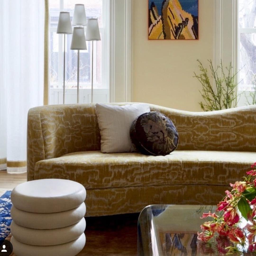 BRADLEY Vincent Curved Sofa