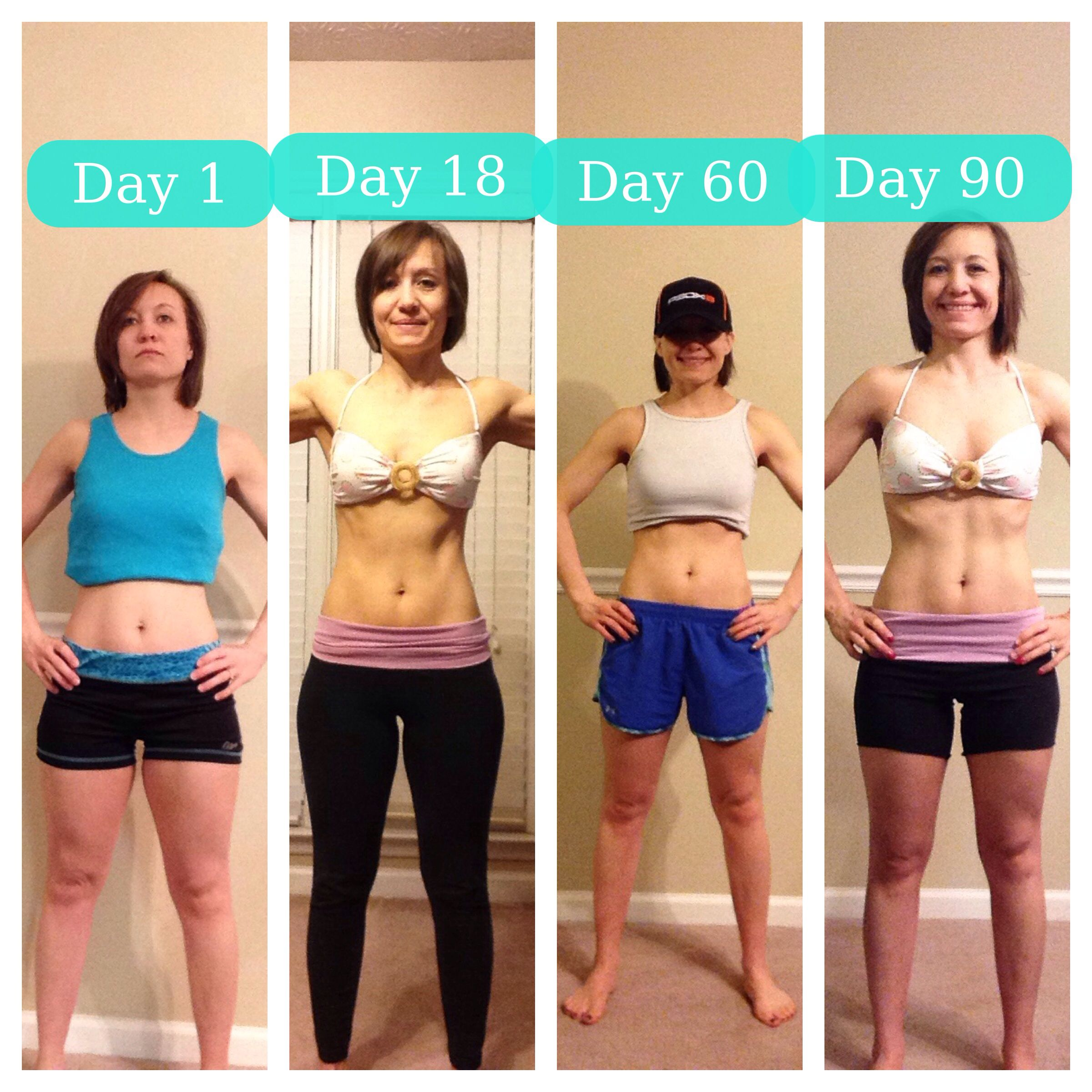 7 day slim down review tone it up