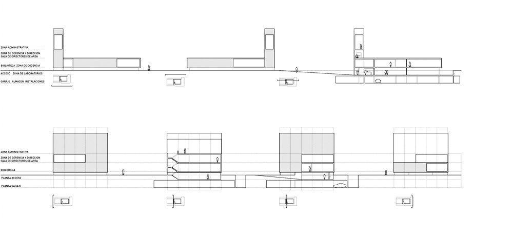 Fran Silvestre Arquitectos - Edificio de Investigación
