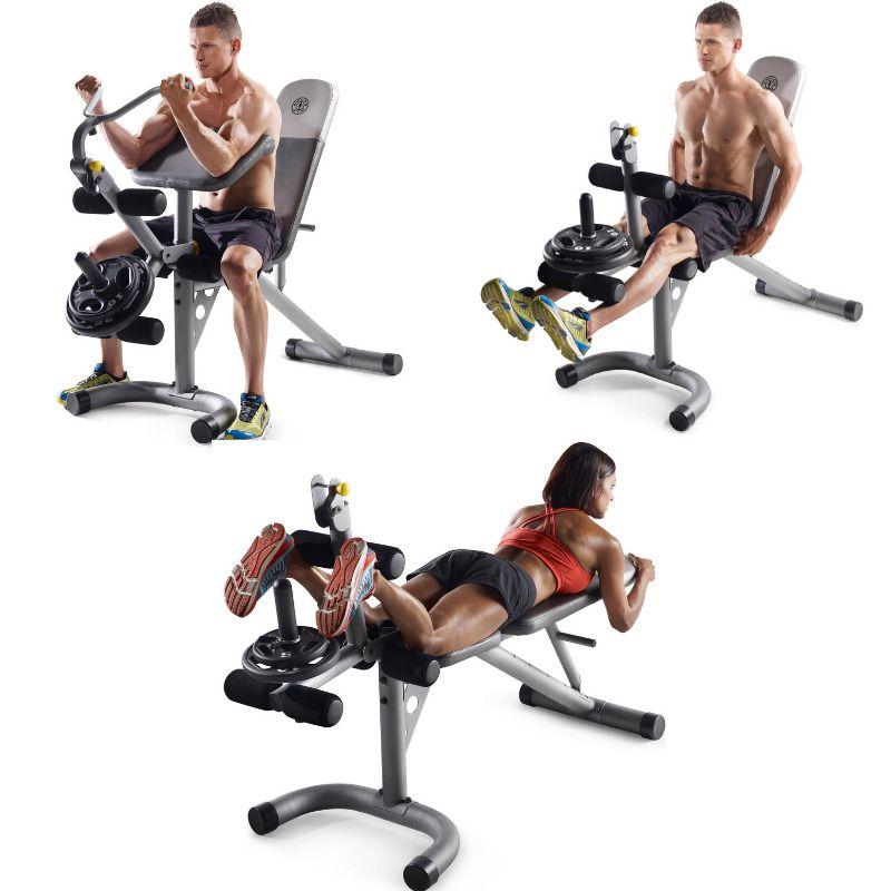 home leg workout machine