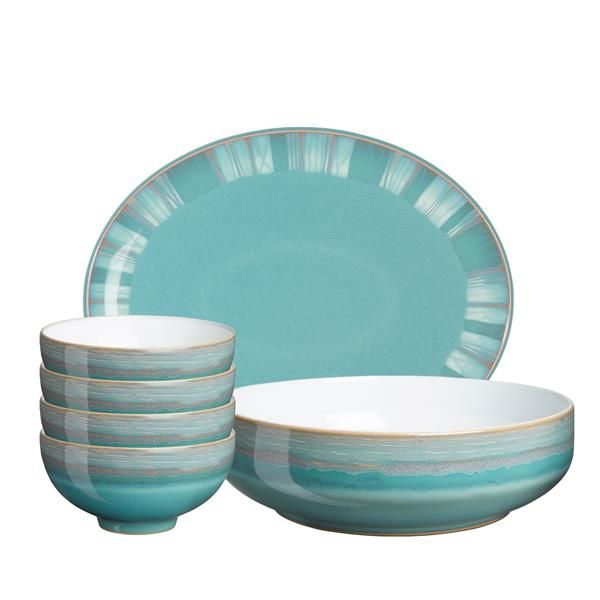 Azure Coast Serving Set  sc 1 st  Pinterest & Azure Coast Serving Set | Azure | Pinterest | Dinnerware