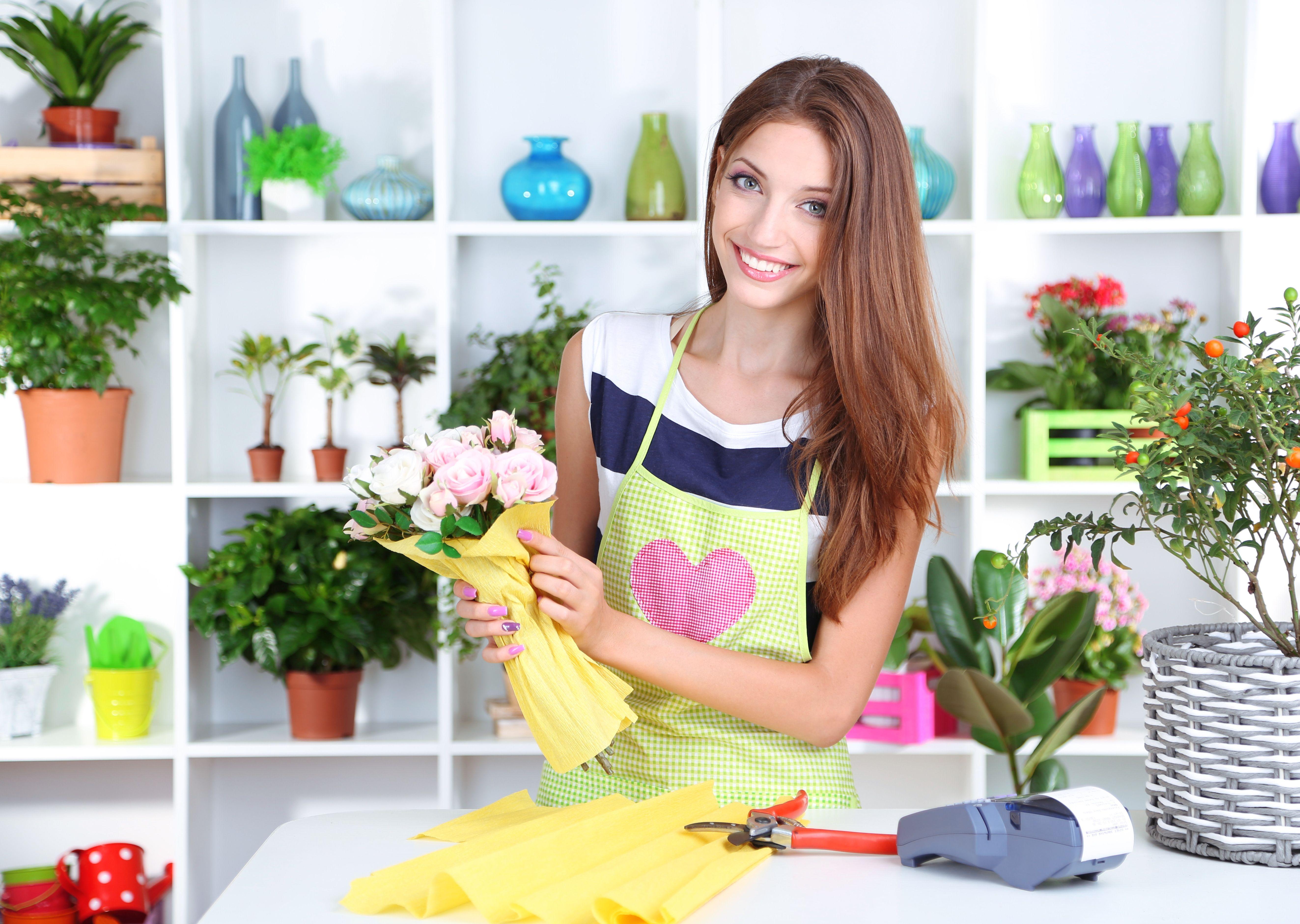 50 Creative Florist And Flower Shop Names Flower Shop Names Flower Shop Flower Business
