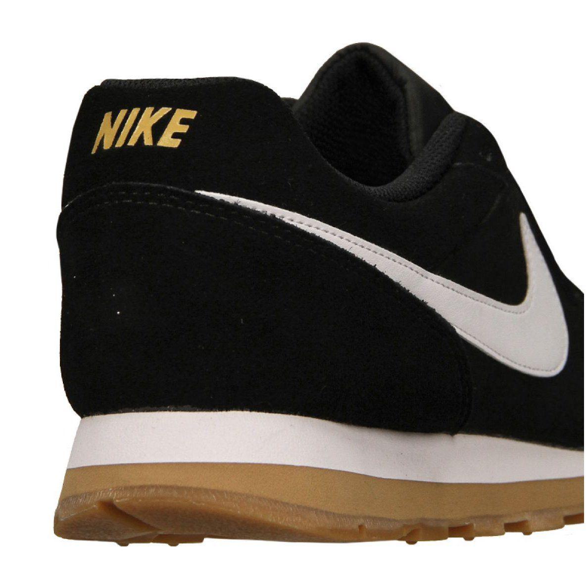 Buty Nike Md Runner 2 Suede M Aq9211 001 Czarne Mens Nike Shoes Black Shoes Nike Men