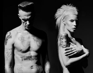 Pin By Camin Fourie On Zef If You Don T Like It Change The Channel Die Antwoord