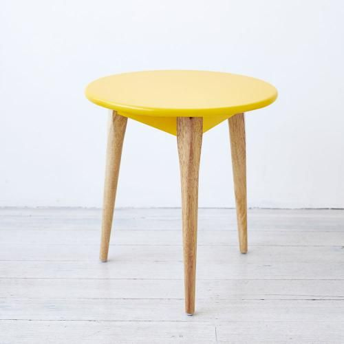 Home Republic Tripod Side Table   Giftware Furniture   Adairs Online