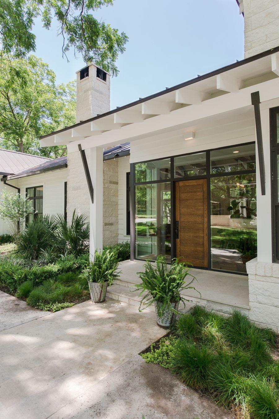 amnager son entre de maison exterieur amenager son entree. Black Bedroom Furniture Sets. Home Design Ideas