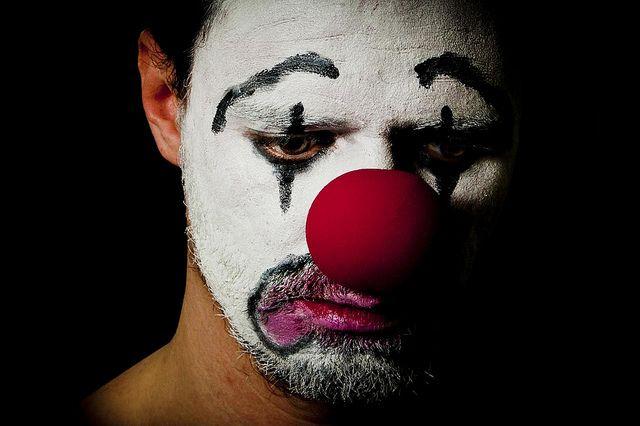 El Llanto Del Payaso 13 Frases Circus Clown Creepy