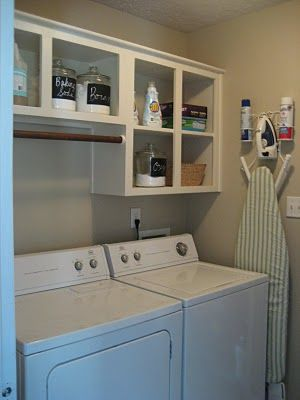 Laundry Room Ideas Small Storage