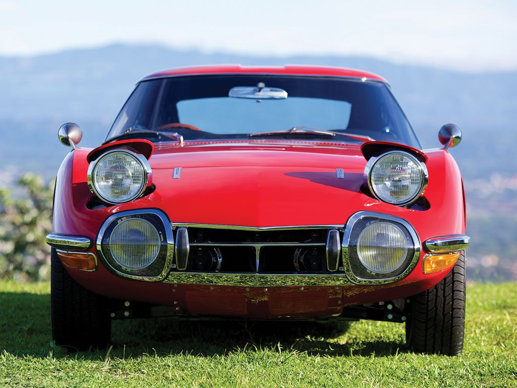 1967 Toyota 2000GT Monterey 2014 RM Sotheby's Toyota