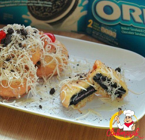 Resep Oreo Goreng Olahan Oreo Club Masak Food Kids Menu Oreo