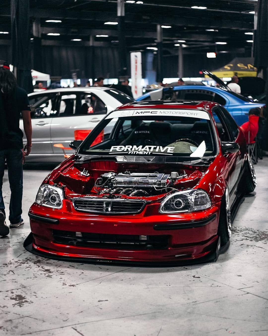 Honda Civic Modificado : honda, civic, modificado, Ideas, Honda, Civic,, Honda,