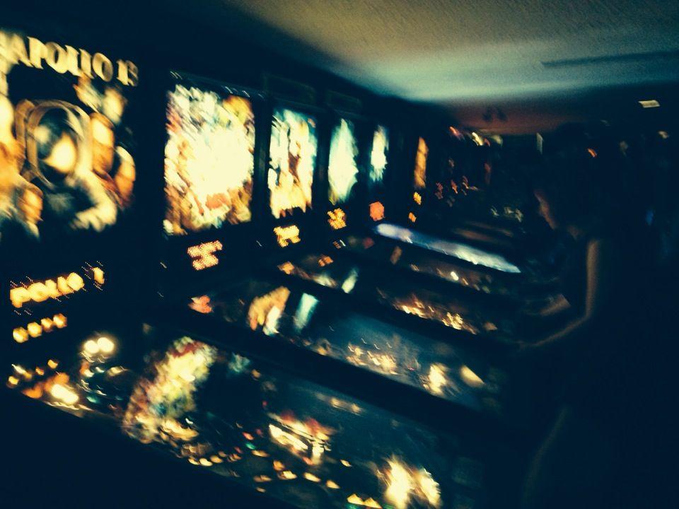 We <3 the perogies and pinball machines at House of TARG