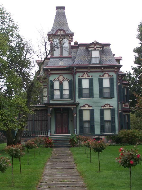 Victorian Davenport House; Saline, MI