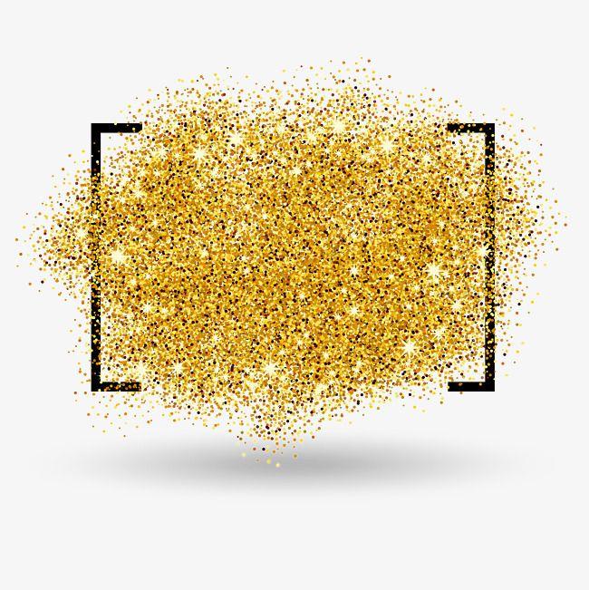 Golden Background Border Gold Background Highlights Png Transparent Clipart Image And Psd File For Free Download Fundo Dourado Plano De Fundo De Glitter Fundo De Aquarela
