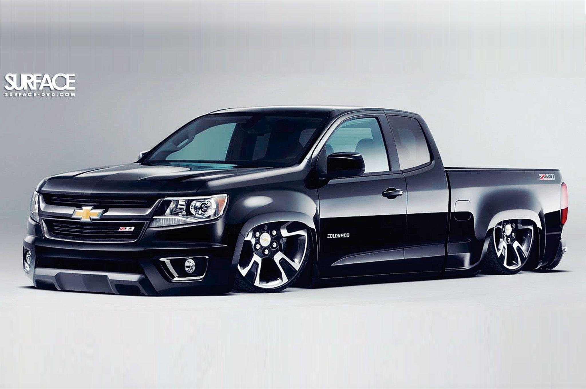 2015 Chevrolet Colorado Wallpapers Cars
