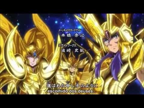 Abertura Saint Seiya Soul Of Gold Legendado Saint Seiya