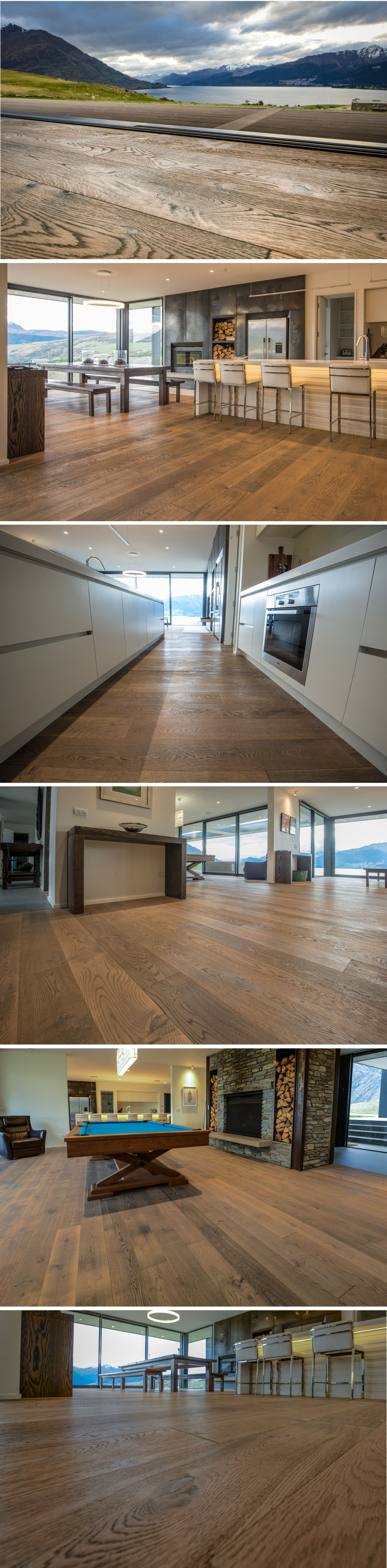 The Preserve Jacks Point Wood flooring options, House