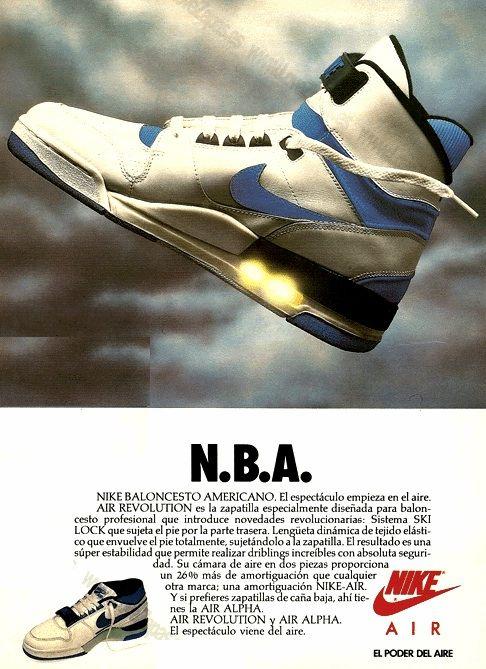 Pin By Maks Ant On Vintage Nike Ads Jordan Shoes Retro Vintage Sneakers Classic Sneakers