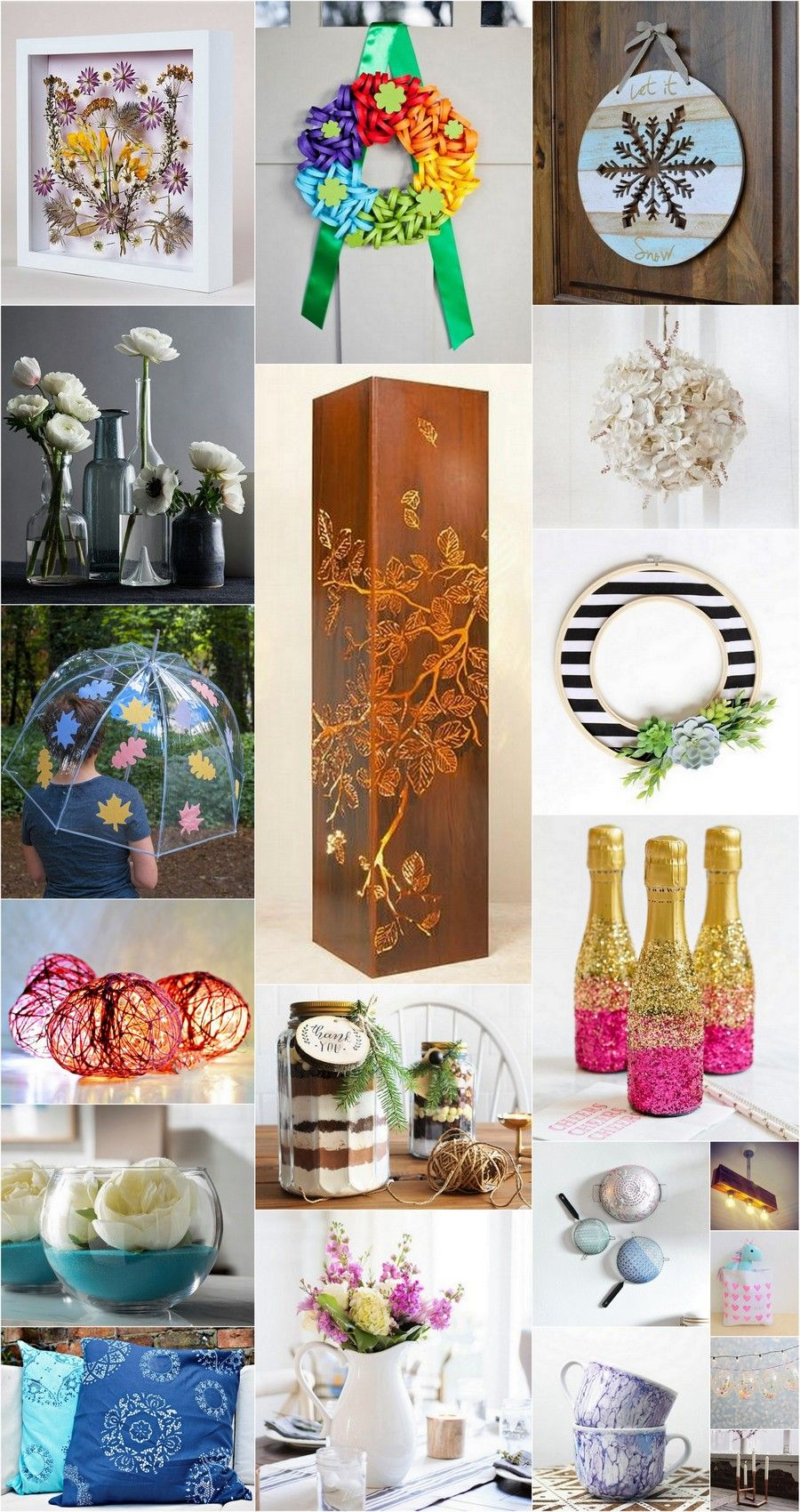 Amazing Art and Crafts ideas for Home