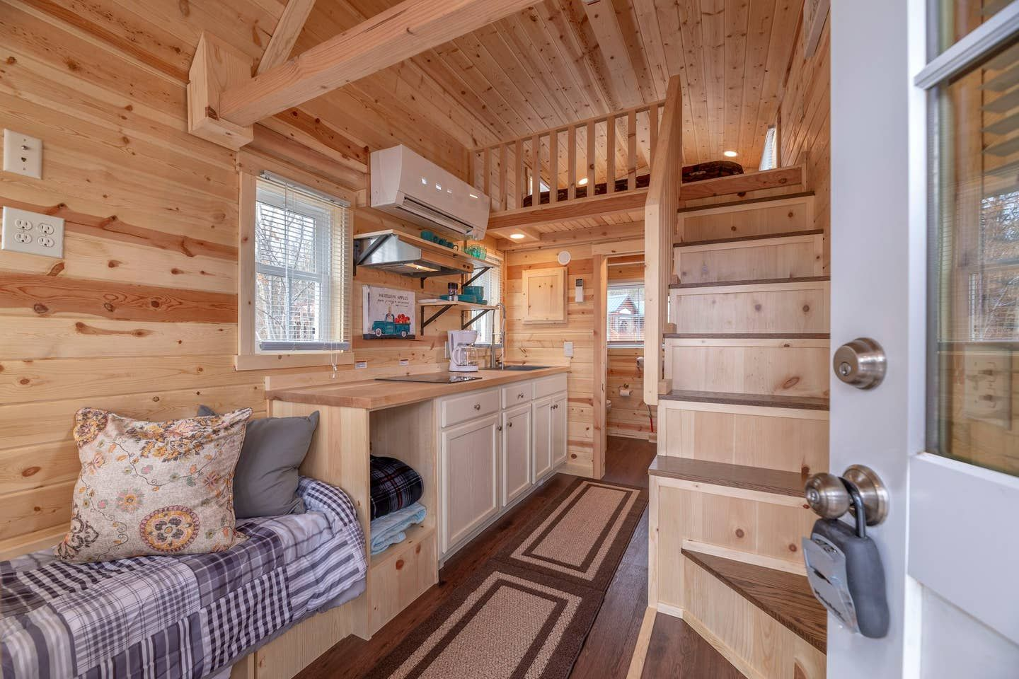 20 Tiny Houses In Colorado You Can Rent On Airbnb In 2020 In 2020 Tiny House Rentals Tiny Houses For Rent Tiny House Living Room