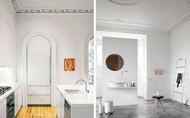 rosetones y molduras de techo clsicas para casas modernas