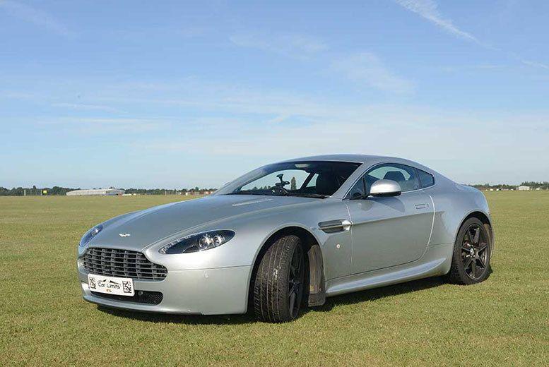 3 Lap James Bond Aston Martin Circuit Experience 5 Locations Car Experience Supercar Driving Experience Aston Martin