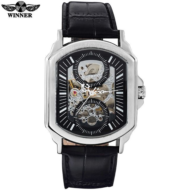 We love it and we know you also love it as well TWINNER fashion sport men mechanical watches leather strap hot casual brand men's automatic skeleton watches relogio masculino just only $16.99 with free shipping worldwide  #menwatches Plese click on picture to see our special price for you