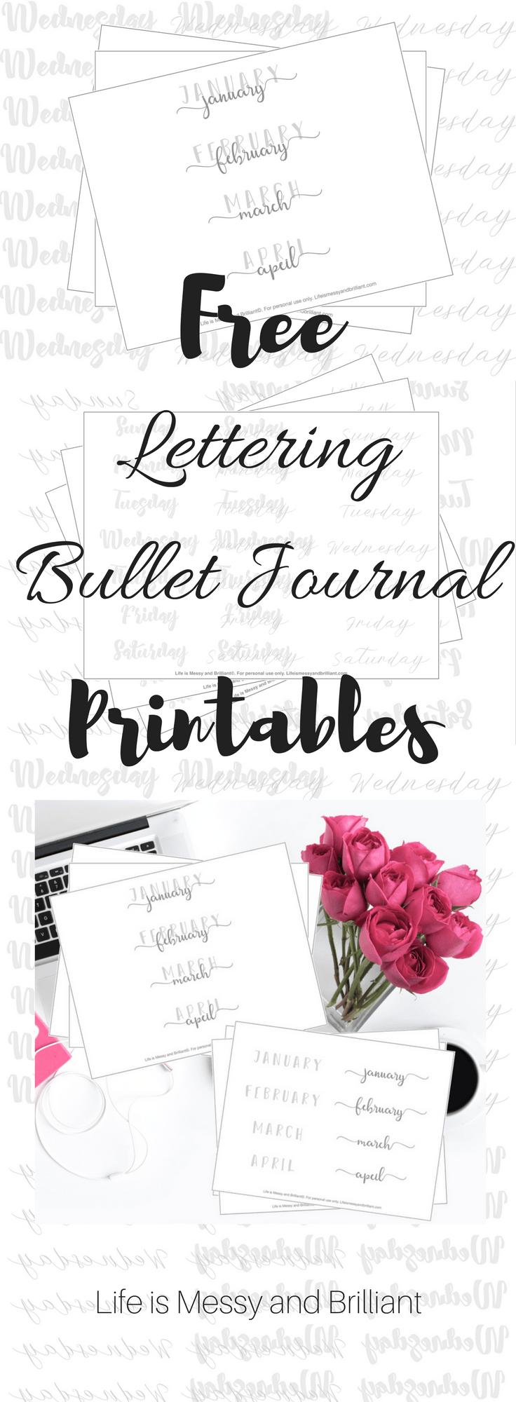 Free Hand Lettering Practice Worksheets Hand Lettering Printables Hand Lettering Hand Lettering Practice [ 2000 x 736 Pixel ]