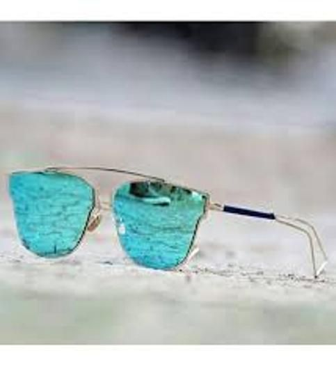 dc0677f0079 Buy silver And Blue Aviator sunglasses 0826 online in India at best price.  e 1039 Redy to ship 2 Days Case Leather Box Size Free Size Type Aviator  Shade ...