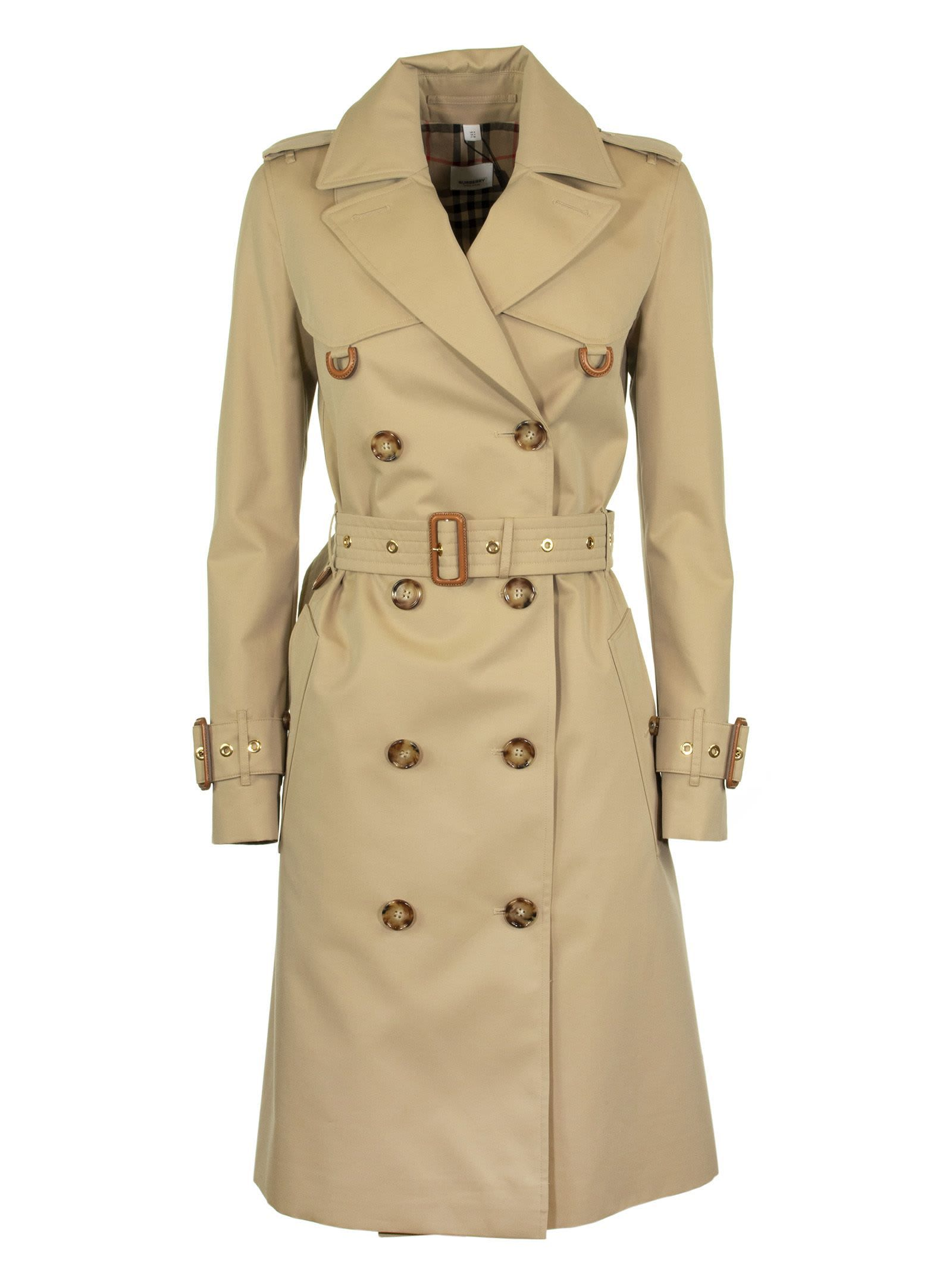 Best Price On The Market At Italist Burberry Burberry Coat In 2021 Burberry Coat Coat Trench Coats Women [ 2136 x 1600 Pixel ]
