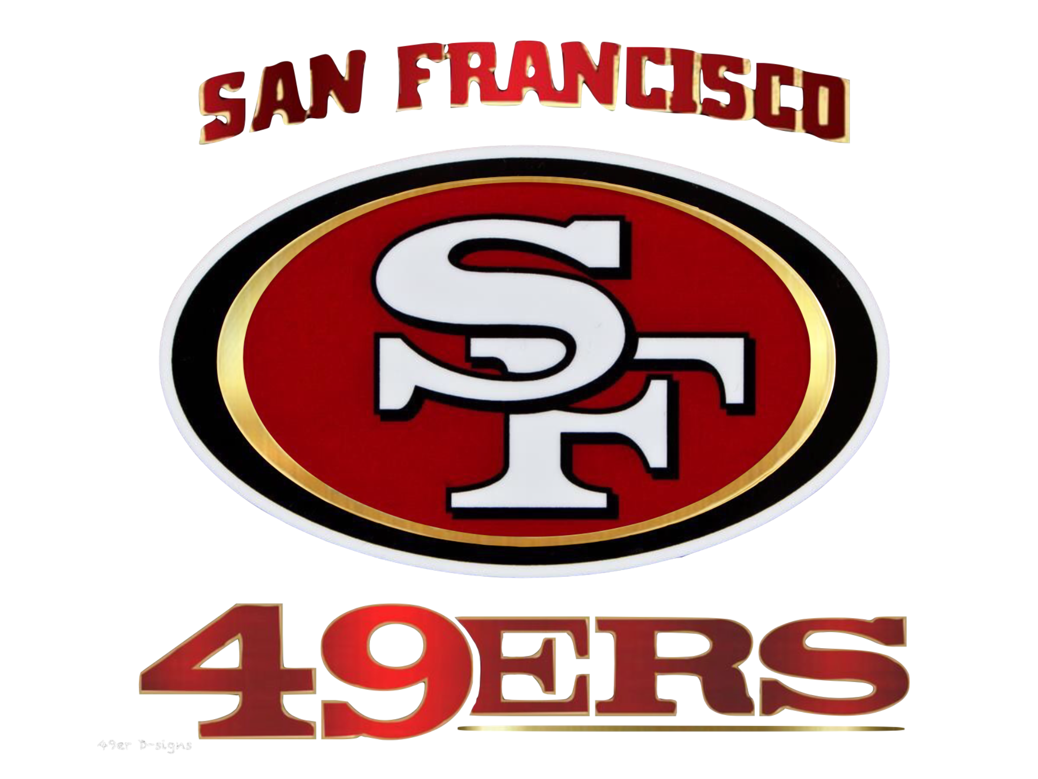 Pin By 49er D Signs On 49er Logos Sports Team Logos Nfl Football Art Nfl Logo
