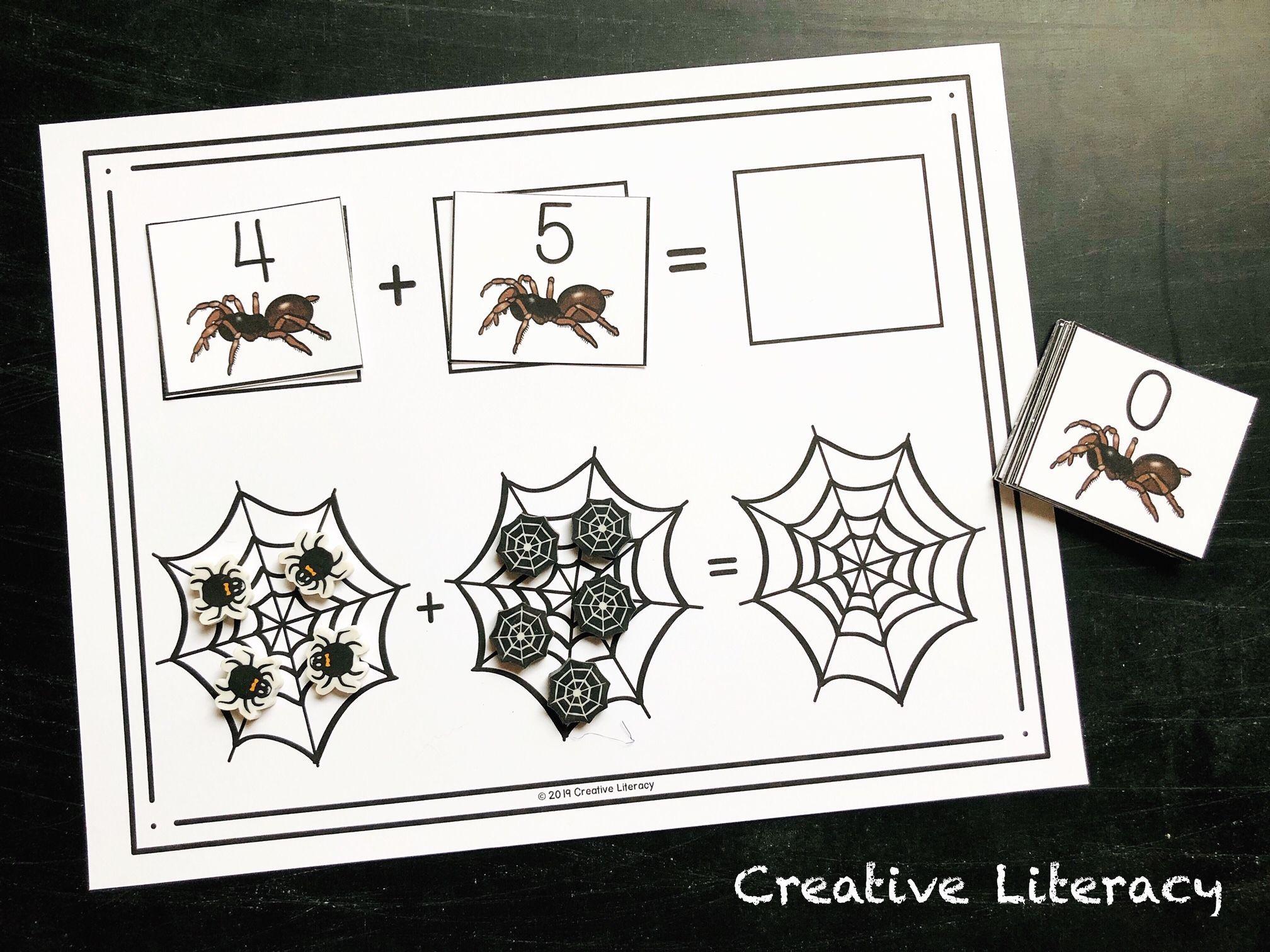 Spider Addition Mat