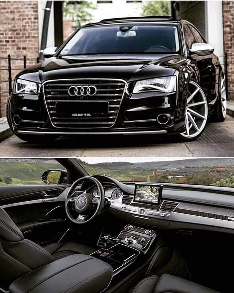 Audi S8 Plus Super Luxury Cars Luxury Cars Amazing Cars