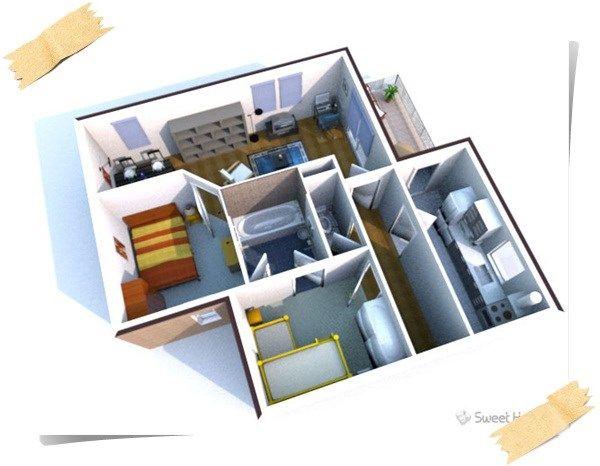 Comprar una casa o un apartamento es solamente el primer for Programa para hacer diseno de interiores