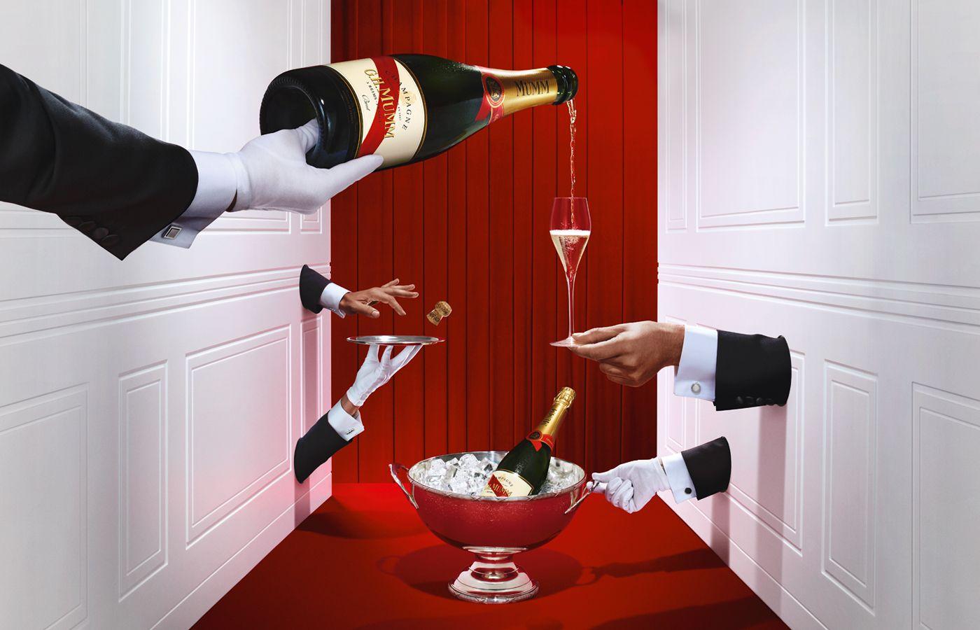 Mumm International Mumm Champagne Champagne Drinks Gh Mumm Champagne