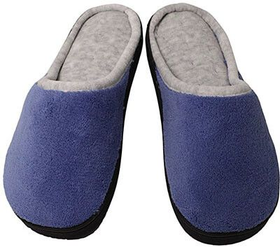 1b56a612b60b8e Isotoner Women s Andrea Space Knit Slide Slippers in 2019