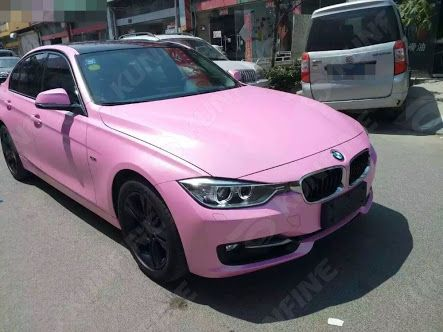 image resur roze auto | sana | glitter car, car stickers, car wrap