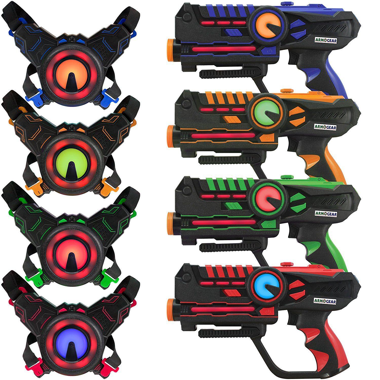 Infrared Laser Tag Guns And Vests Laser Tag Toys Laser Tag Cool Toys