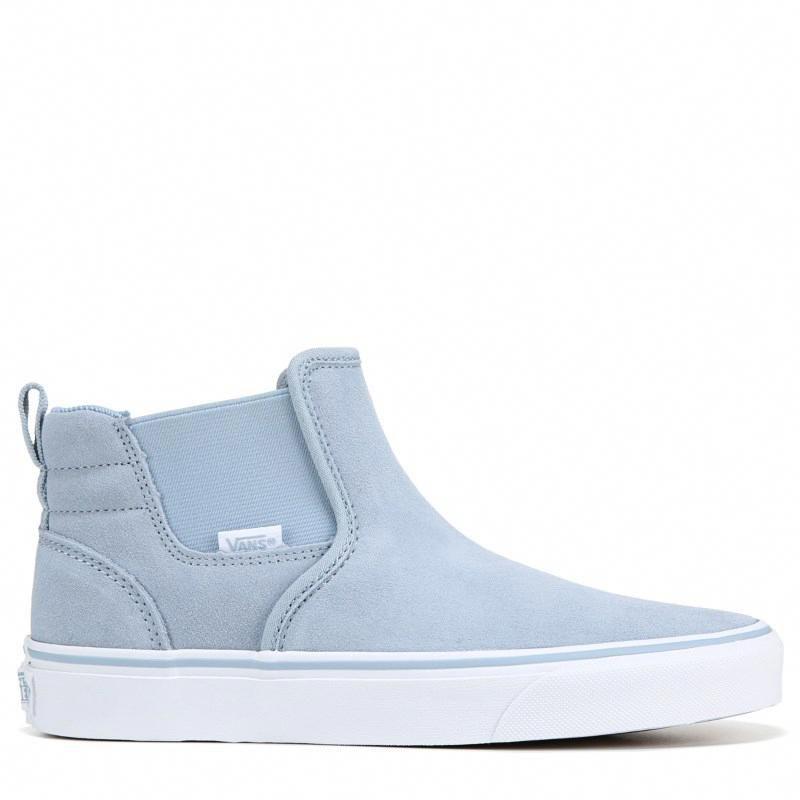 Vans Women's Asher Slip On Mid Sneakers