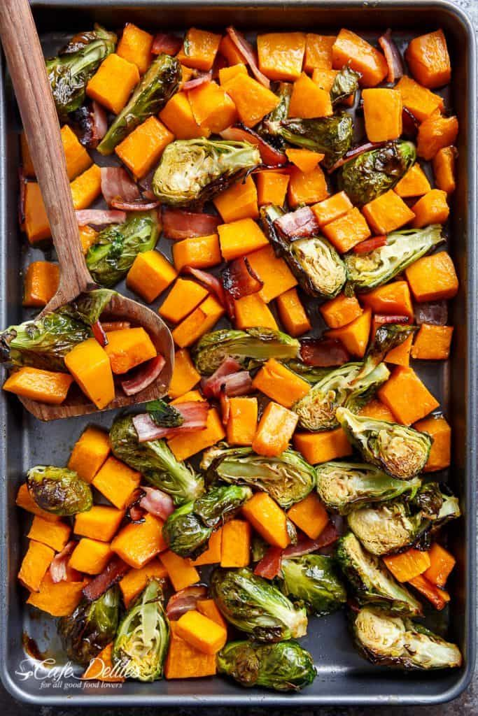 Brussel Sprout Recipes Balsamic Honey