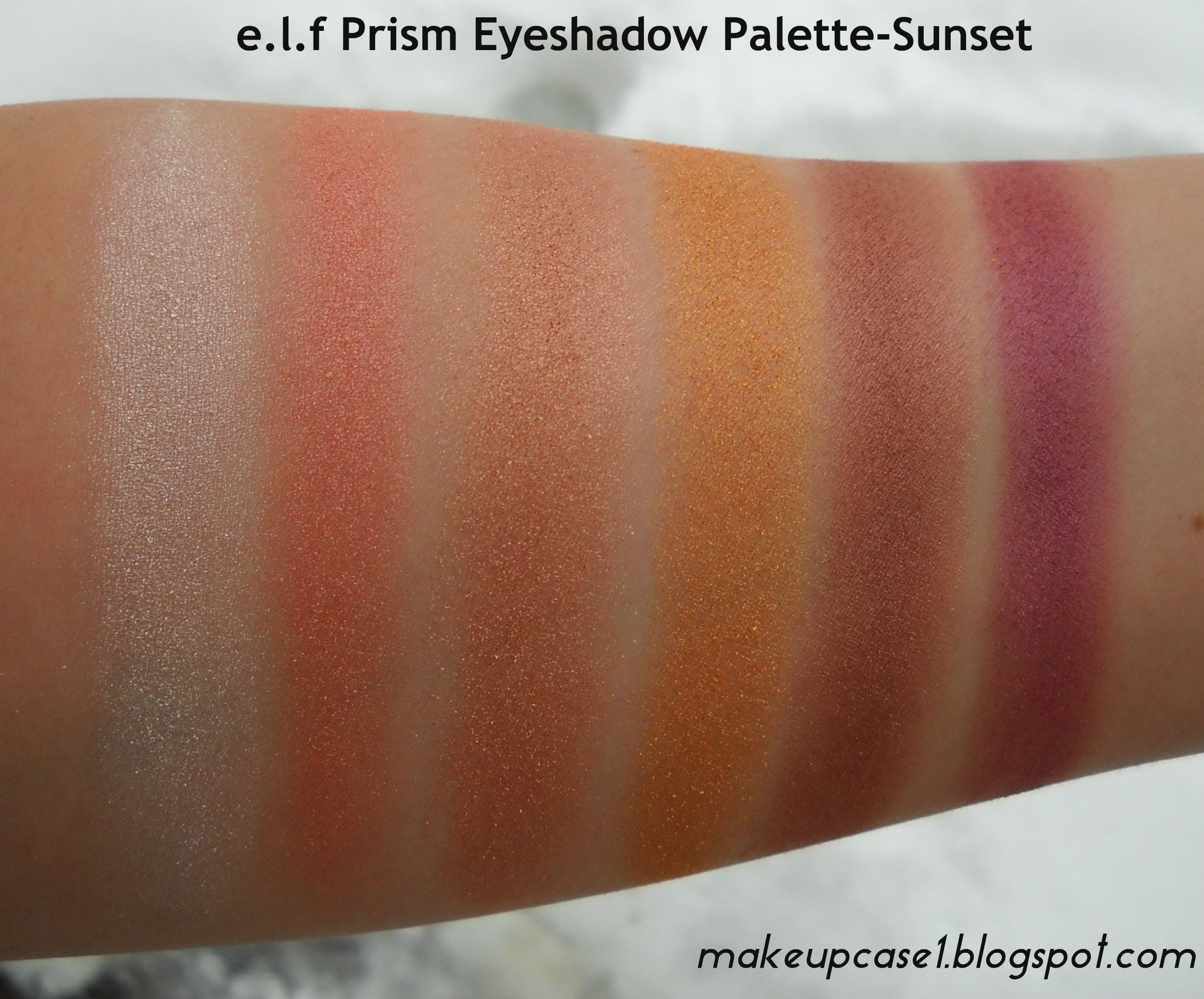 Prism Eyeshadow Palette - Naked by e.l.f. #22