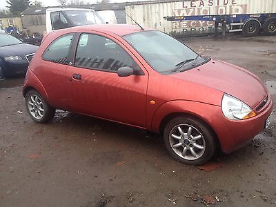 Ebay  Ford Ka Mot Ooo Miles  Owner From New Spares Repair