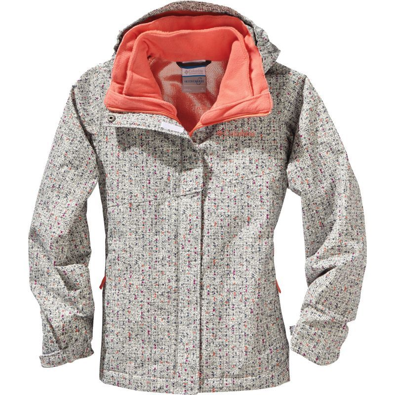 Columbia Girls' Bugaboo Interchange 3-in-1 Jacket | Bugaboo and ...