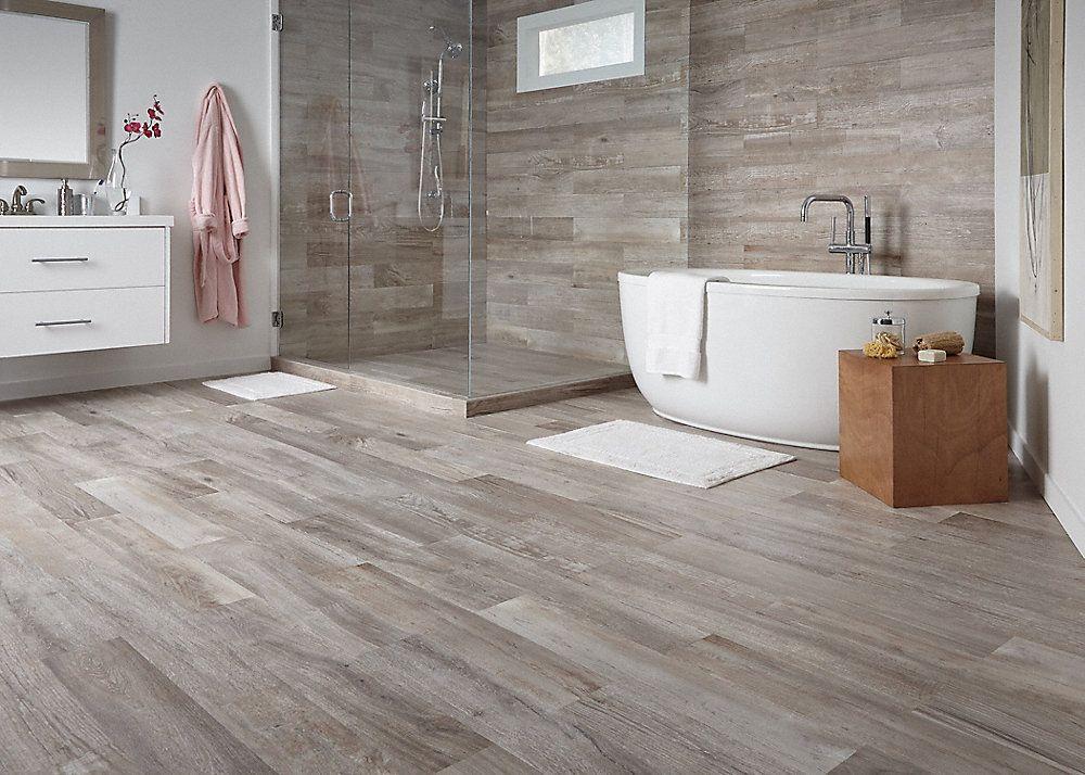 36 Quot X 6 Quot Farina Bay Oak Porcelain Tile Fullscreen Wood