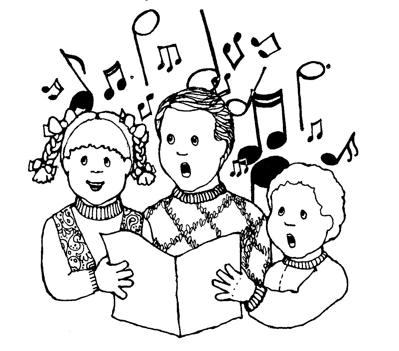 Dailylds Com Kids Singing Clip Art Lds Clipart