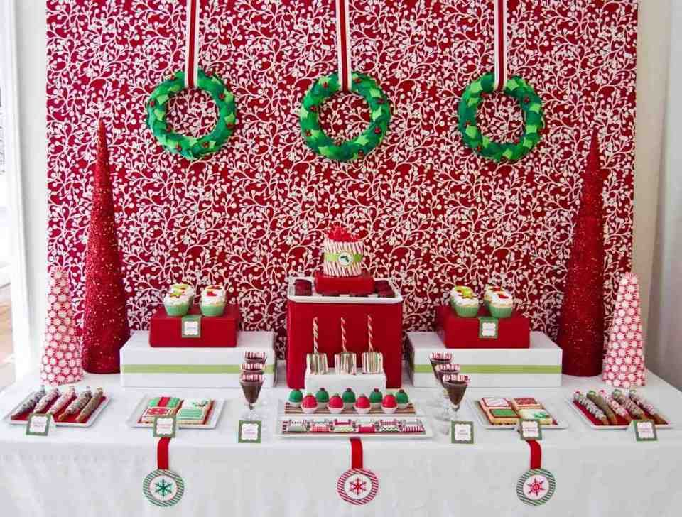 Office Party Christmas Ideas Part - 31: Office Christmas Party Decorations