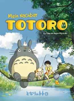 Mein Nachbar Totoro (1988) in 2019 My neighbor totoro