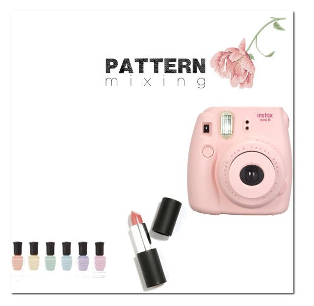 bee by noo-bee on Polyvore featuring beauty, Sigma Beauty and Deborah Lippmann