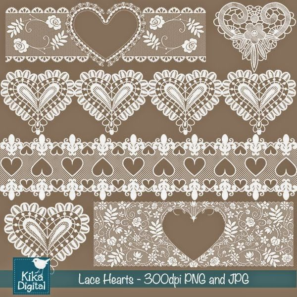 papers.quenalbertini: Lace borders printable